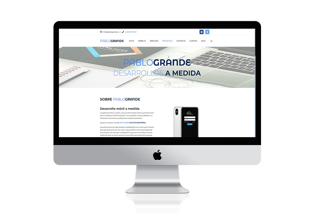 monitor web
